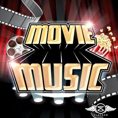 'Movie Music' Station  on Slacker Radio
