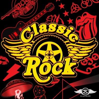 'Classic Rock' Station  on Slacker Radio
