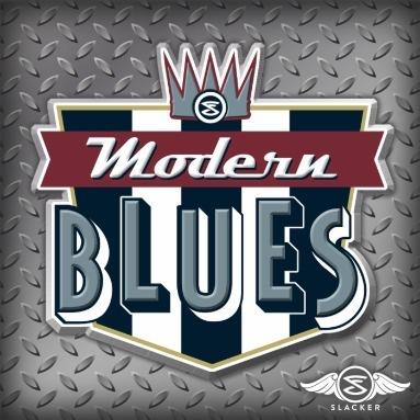 'Modern Blues' Station  on Slacker Radio